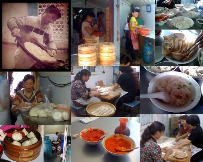 dumpling collage 2